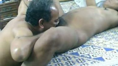 Aunty Nude With Lover at Home Fucked hard Mms