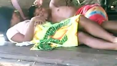 Maripuri village girl outdoor fucked by neighbor