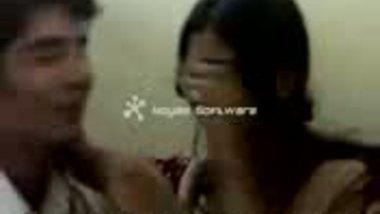 Desi Girl Asman With Boyfriend