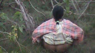 Village Women Caught Peeing