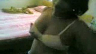 Shbana Change Dress Nude Show