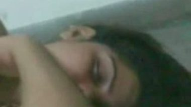 Desi Student Girl Sleeping