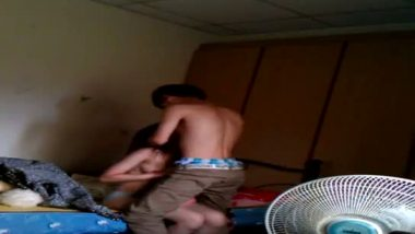 Latest hindi sex videos of young hostel girl home sex with lover