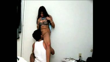 Mumbai Shivaji park hot girl home sex with lover leaked mms