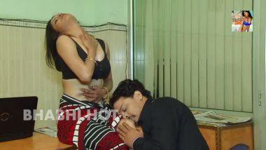 Bollywood masala clip bhabhi romance with boss