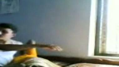Action In Bedroom