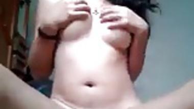 Teen get naked on webcam