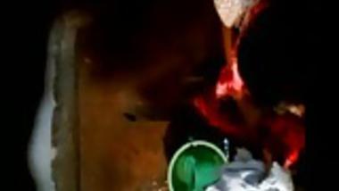 Desi Maid Nude Bath Caught