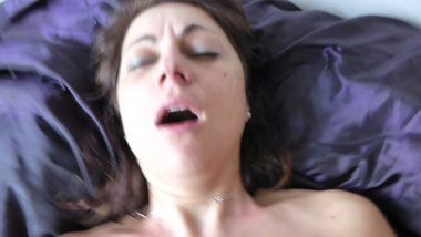 Nri house wife moans as condom cock penetrates