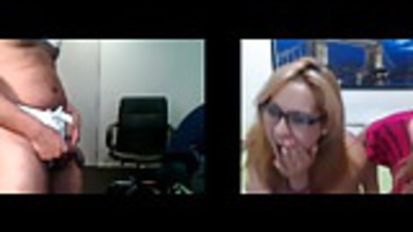 Best reactions of cam girls - part 1