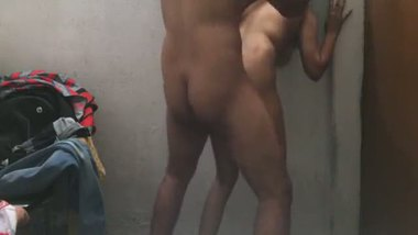 Lucknow aunty's hardcore sex session