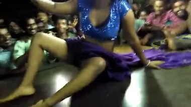 South Indian village nude dance