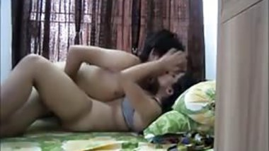 Couple making a nice sexy homemade video