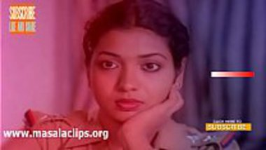 Erotic video clip of actress Jeevitha wearing a bra