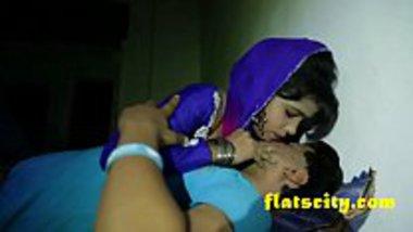 Sexy Muslim bhabhi having sex with her devar