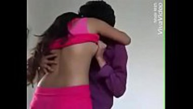 Hot Punjabi girl stripped and fucked in standing