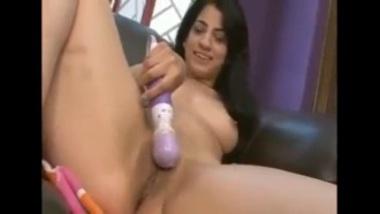Hot Mallu Air Hostess Masturbating