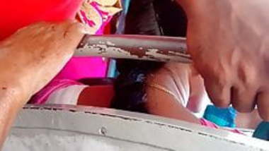 Tamil young married girl grouped by an pervert in bus (hot)