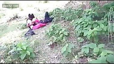 Desi village bbw bhabi fucking in field