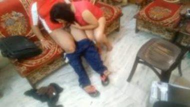 Desi Aunty Having Secret Sex With Boss