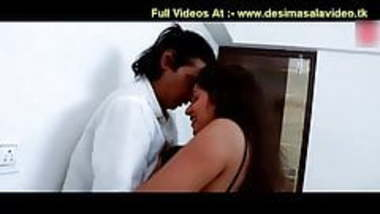 Sania hot indian college teen fucked in black bra by lover