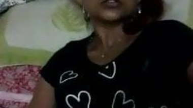 Tamil girl vasanthi fingers pussy and records for her bf