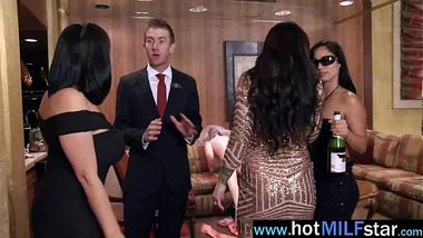 (india summer) Naughty Mature Lady Busy With Monster Cock mov-23